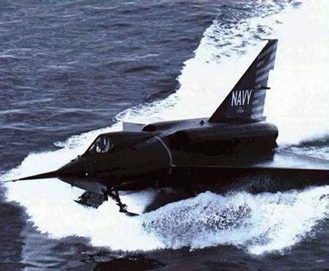 Фото №1 - 9 необычных самолетов