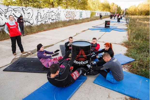 Фото №2 - Команда MAXIM приняла участие в фитнес-фестивале «Стань человеком»