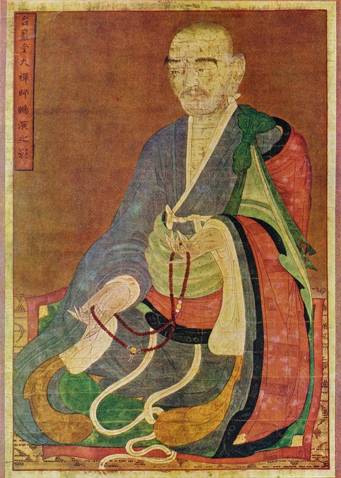 Корейская гравюра. XVIвек