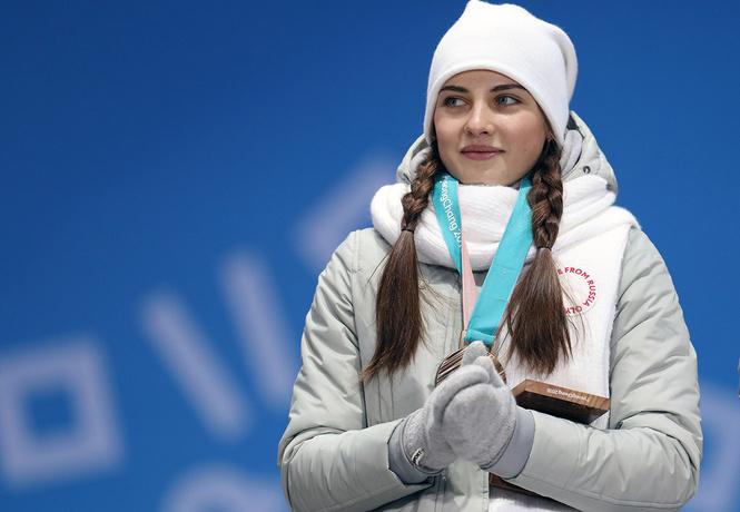 Анастасия Брызгалова: «Иностранцы мне гадости в «Инстаграм» не писали, только наши»