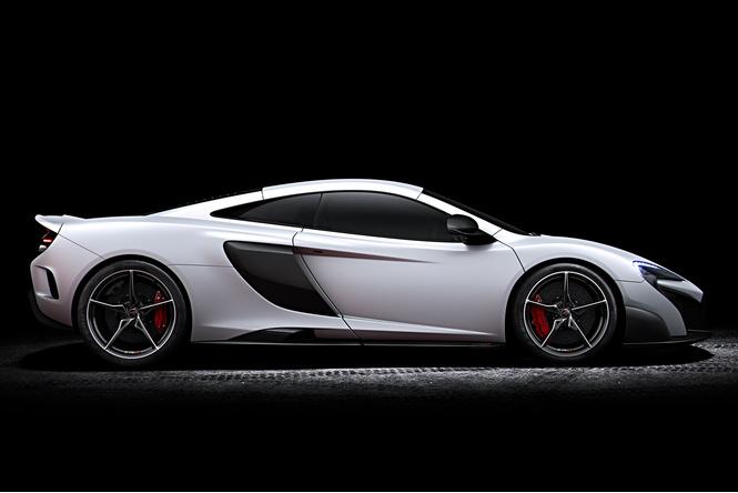 McLaren 675LT — фото