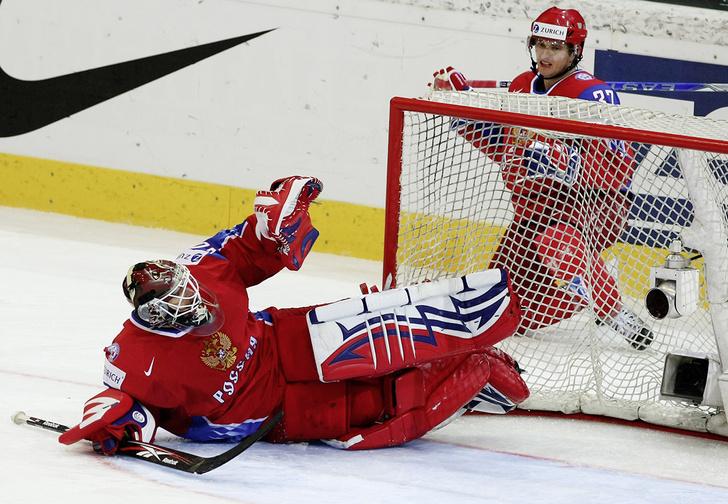 Фото №3 - И тут Ковальчук как бросит по воротам Канады!