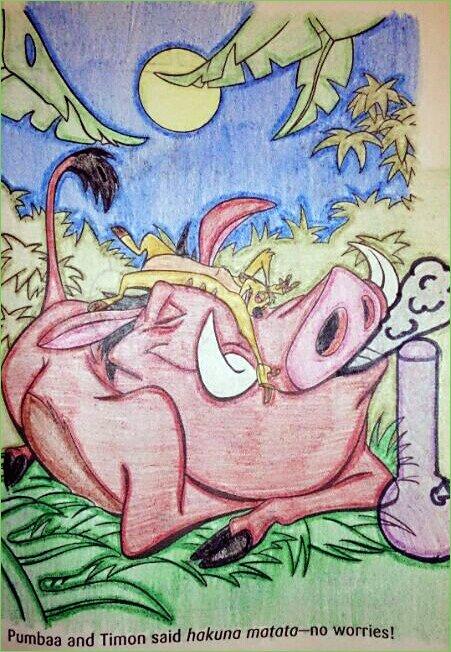 Фото №9 - Я безбожник, я так вижу: Когда детская раскраска превращается в запрещенную литературу
