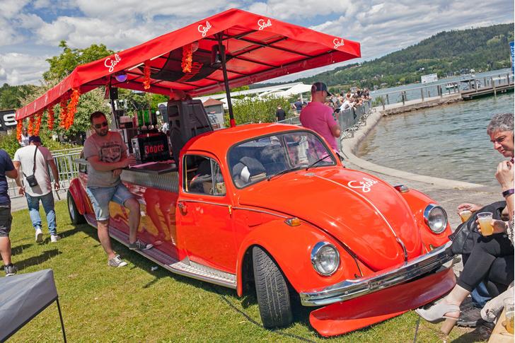 Фото №37 - Самые безумные машины фестиваля GTI Treffen