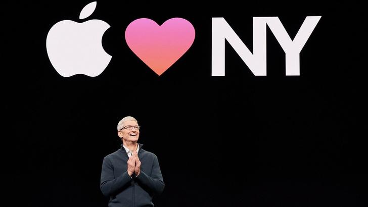 Фото №1 - Apple представила новый MacBook Air, Mac Mini и iPad Pro