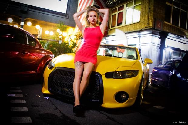 Фото №17 - Тусовка на парковке: Outlow Garage в ТРЦ «Азовский»