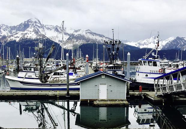 Фото №7 - В аду нужны хорошие стрелки (гонзо-репортаж из Аляски)