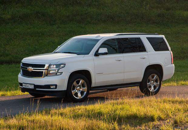 Фото №1 - Chevrolet Tahoe обновился, а ты с ним еще толком не знаком. Исправим!