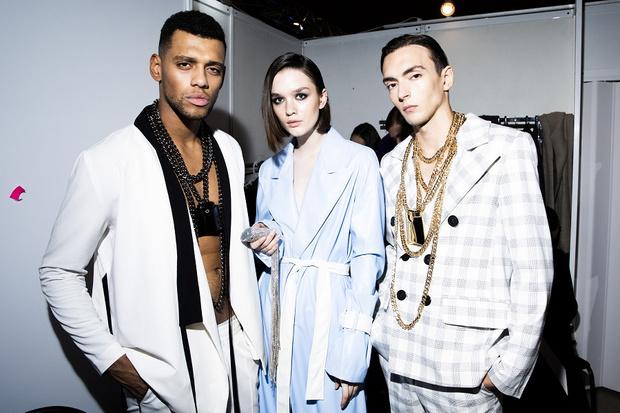 Фото №1 - Fashion и технологии в коллаборации glo и ARUT MSCW