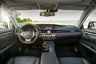 Фото №3 - Автомобиль недели: новое поколение бизнес-седана Lexus ES