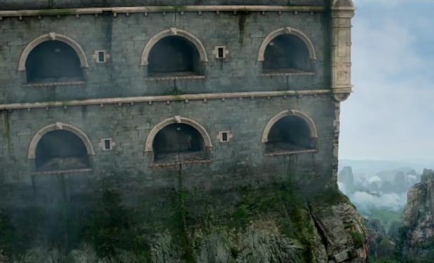 Фото №3 - Вдохновленные «Игрой престолов» архитекторы создали проект супертюрьмы