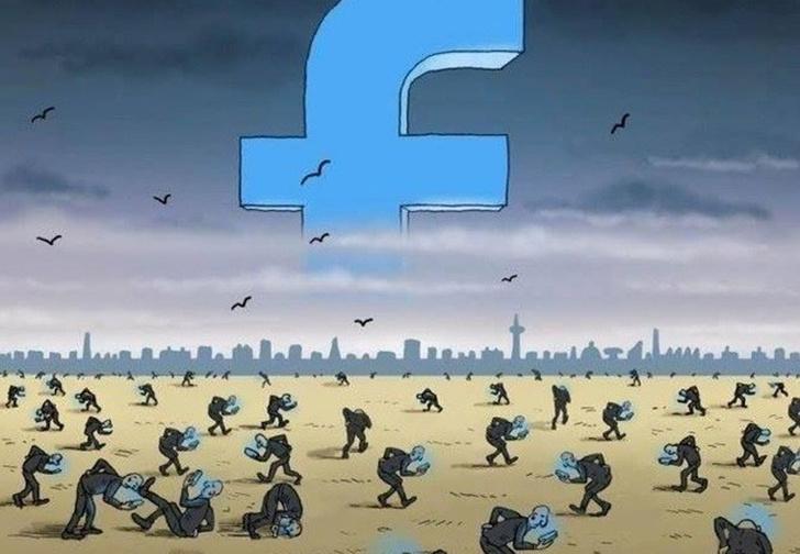 Фото №1 - 7 технологий, при помощи которых Facebook следит за тобой