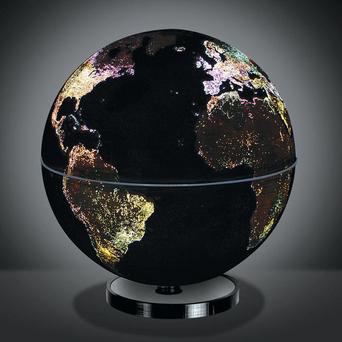 Ночной глобус