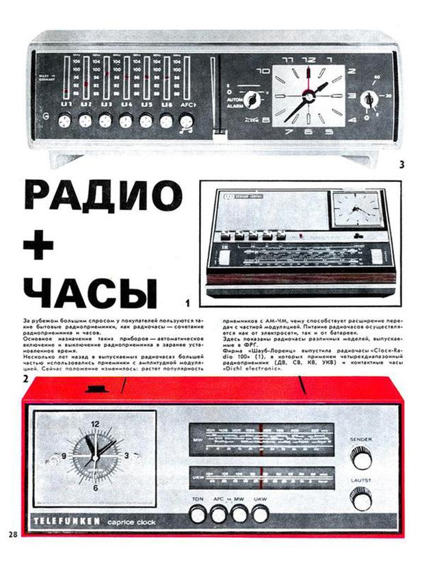 Фото №62 - Советская реклама гаджетов