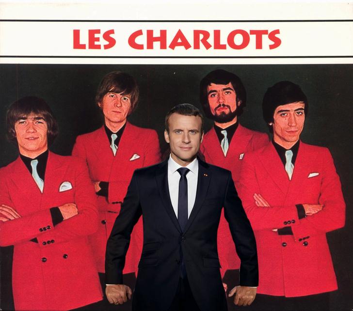 Фото №16 - Лучшие фотожабы на президента Франции Эммануэля Макрона!