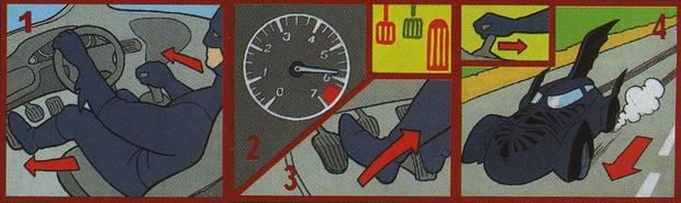 Фото №4 - Экстремальное вождение: 6 главных трюков с пошаговыми инструкциями и видеопримерами
