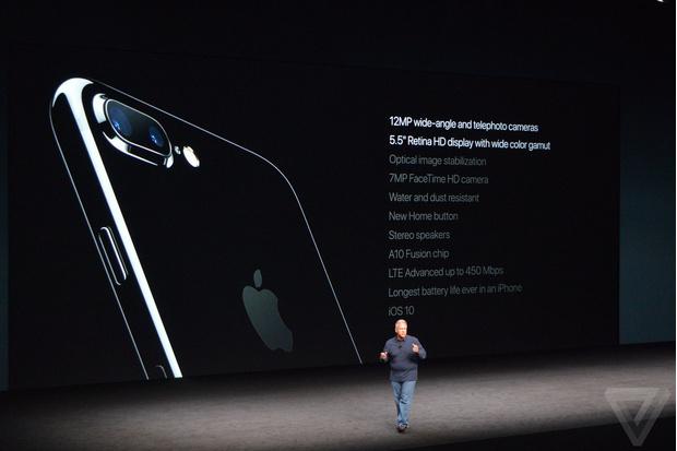 Характеристики iPhone 7 Plus