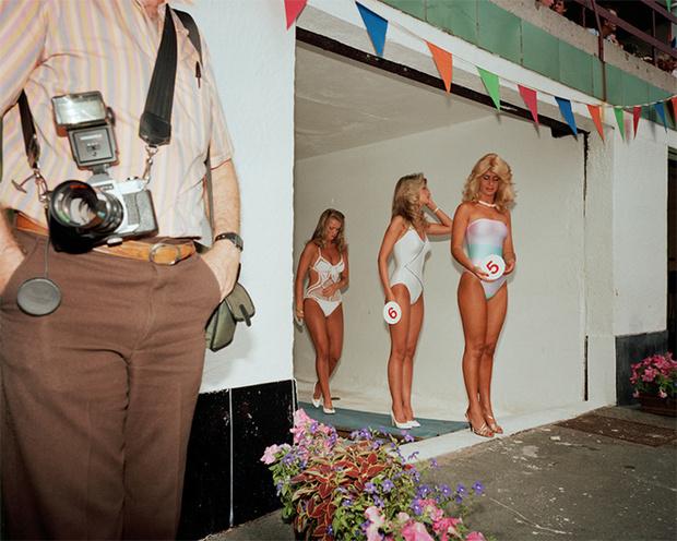 Фото №21 - Обычный туристический ад: фотографии английского курорта в 80-е