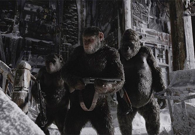 Фото №1 - «Планета обезьян: Война» — новый русский трейлер, и он эпичен!