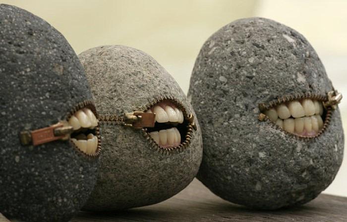 Фото №14 - Необычные скульптуры японского художника Хиротоши Ито