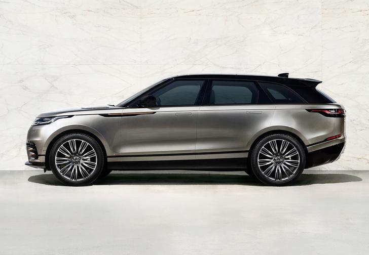 Фото №1 - Все без ума от Range Rover Velar