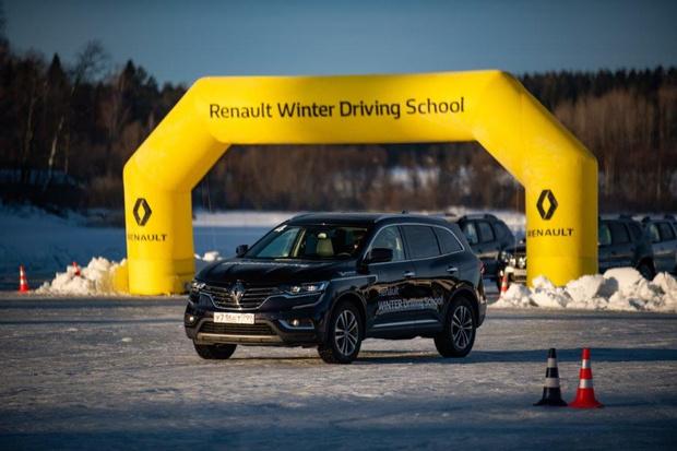 Фото №2 - Renault обещает сделать свою водительскую академию доступной для всех желающих