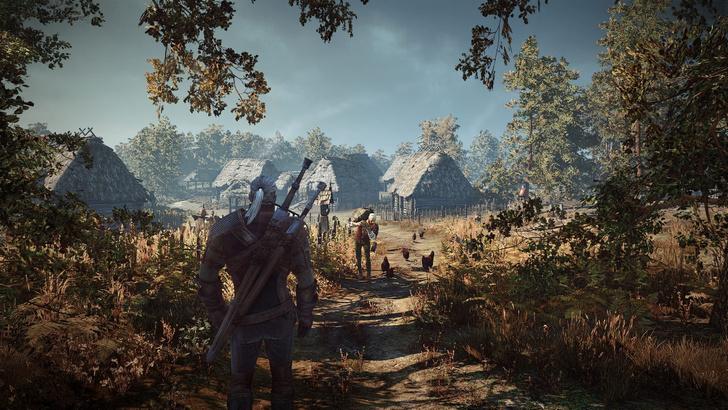 Фото №18 - 20 фактов о грядущей игре The Witcher 3: Wild Hunt