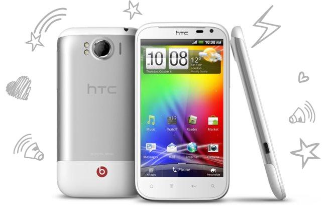 Фото №1 - Выиграй HTC Sensation XL