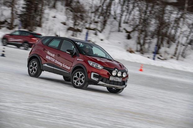 Фото №5 - Renault обещает сделать свою водительскую академию доступной для всех желающих