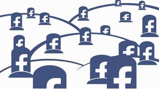 В каком году количество мертвых аккаунтов в социальных сетях превысит количество живых?