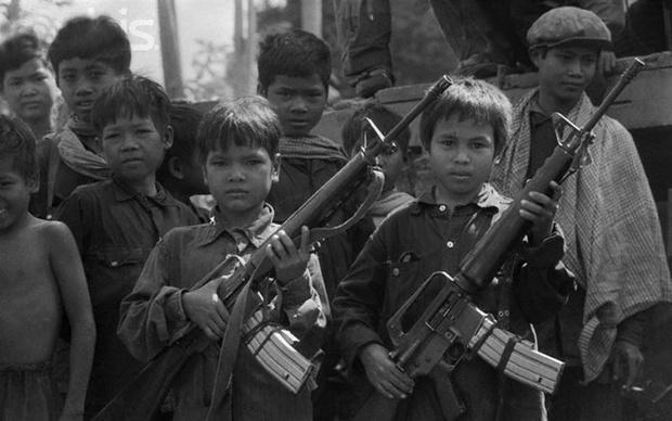 Фото №3 - Краткая, но поучительная история кампучийских красных кхмеров
