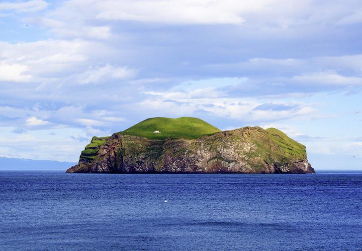 Фото №1 - Одинокий дом острова Эдлидаэй