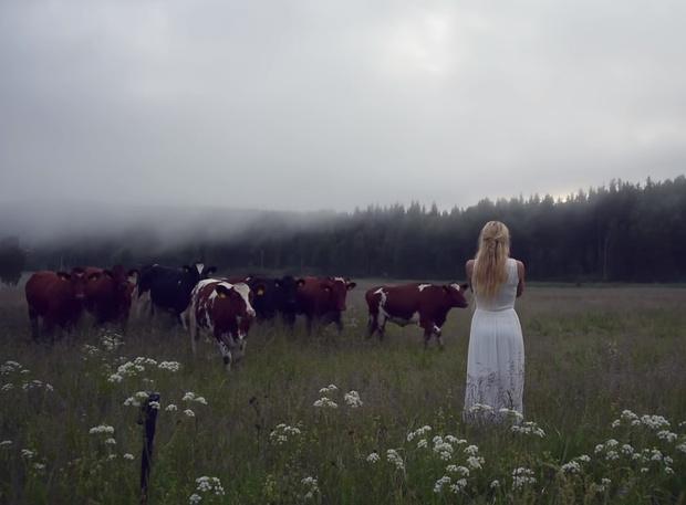 Фото №1 - Послушай, как женщины викингов звали скот домой тысячу лет назад