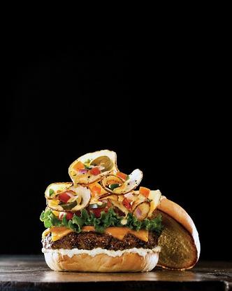 Фото №2 - Бургер на миллион!