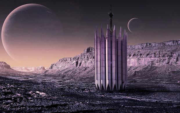 Фото №14 - Советские постройки на других планетах
