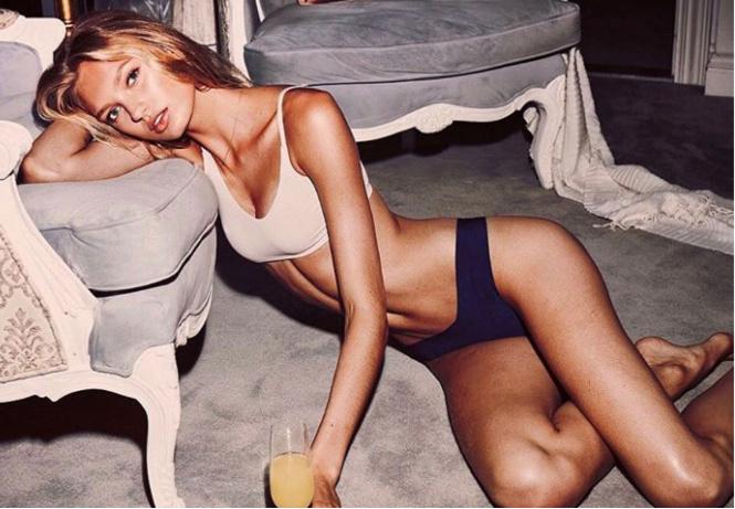 Фото №6 - Девушка, которая фотографриуется голой во всех странах, «Лучшая попа Инстаграма» и другие самые сексуальные девушки недели