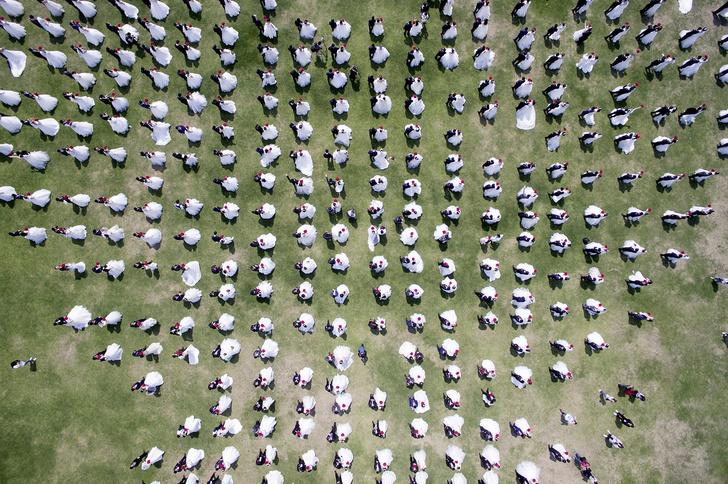 Фото №6 - 12 аккуратных китайских столпотворений