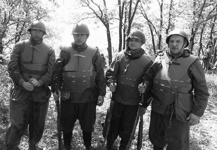 Фото №6 - «Панцирная пехота»: советский спецназ для штурма германских городов-крепостей