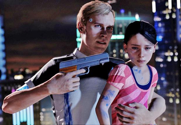 Фото №1 - Detroit: Become Human и другие главные игровые новинки!