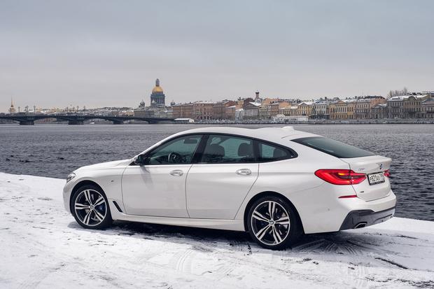 Фото №2 - BMW 6 GT: дорогая, я все починил!