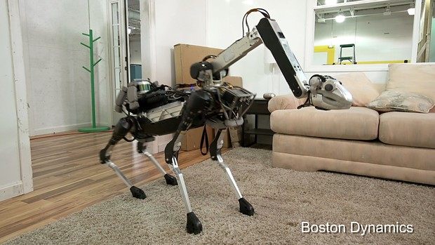 Фото №1 - Boston Dynamics начнет продавать своих роботов в 2019 году
