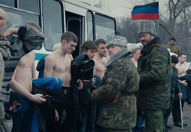Фото №2 - Украина отправляет свой кинофильм «Донбасс» на «Оскар»