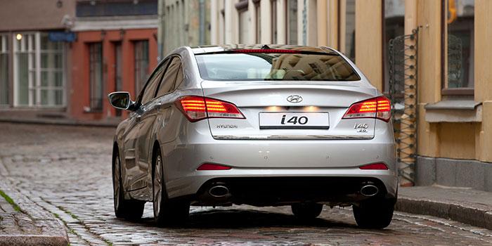 Фото №5 - Тест-драйв: Hyundai i40