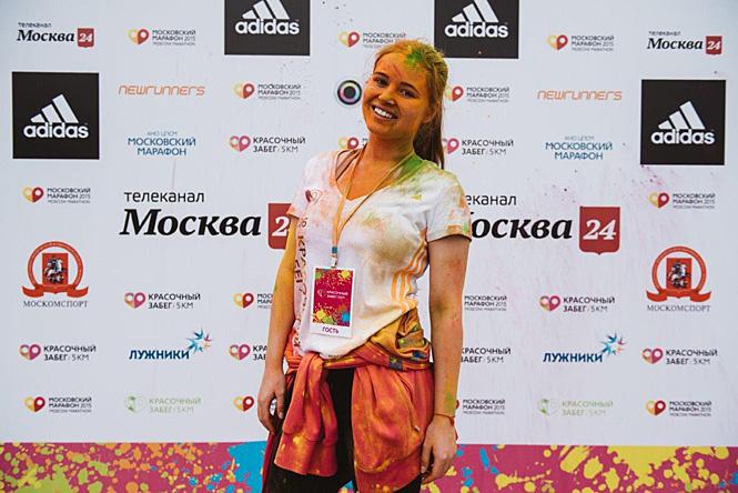 Актриса Полина Гренц