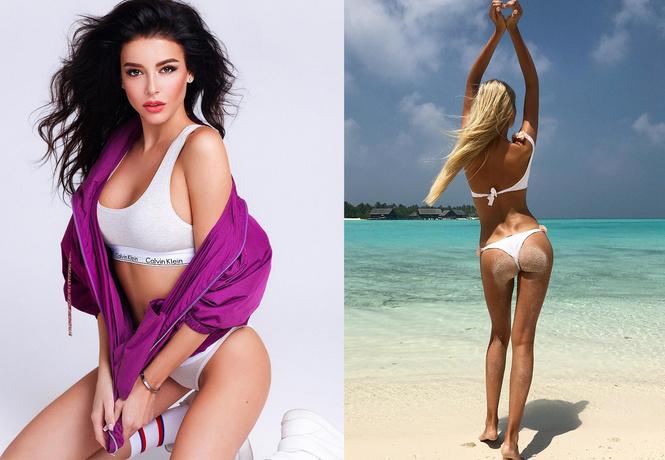 Вестник «100 самых сексуальных женщин страны»: Правила загара Настасьи Самбурской