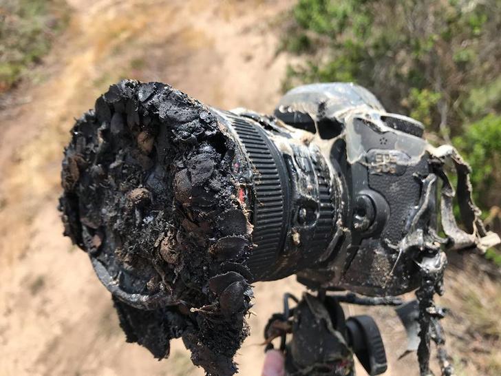 Фото №1 - Вот что случается с камерой, которая снимает запуск ракеты-носителя