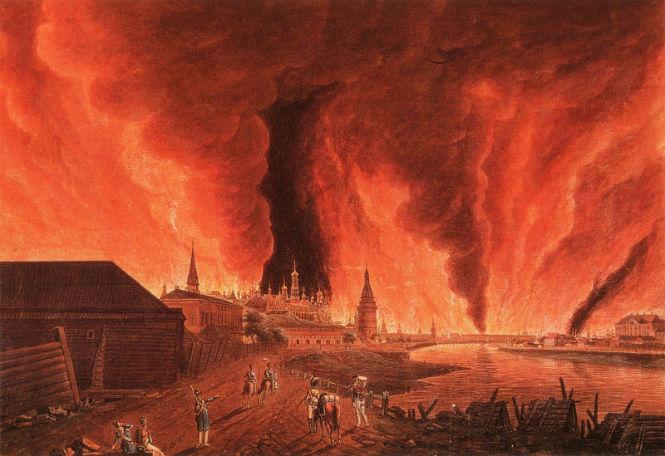 Фото №10 - 8 великих пожаров и их неожиданные последствия