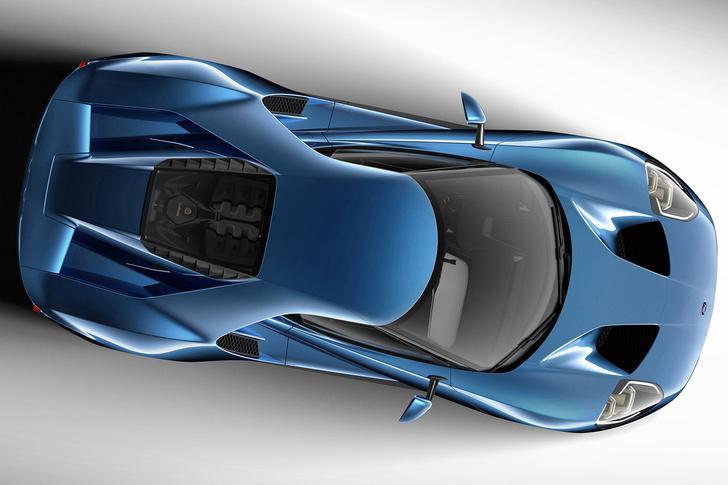 Фото №2 - Этюд в синих тонах. Краткая история противостояния Ford и Ferrari