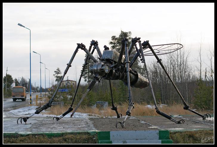 Фото №2 - Вооот такие комары