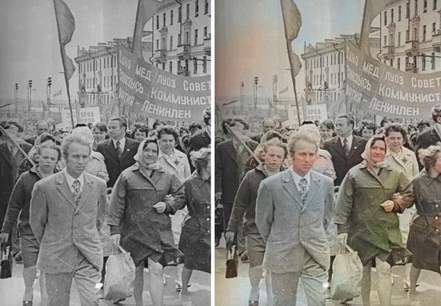 Фото №1 - Mail.ru запустил бесплатный онлайн-сервис для реставрации старых фото
